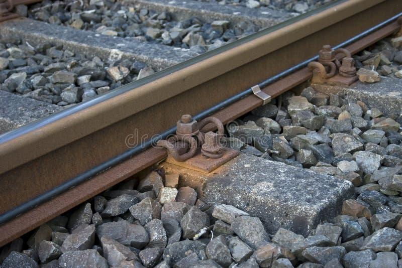 铁路运输 库存照片