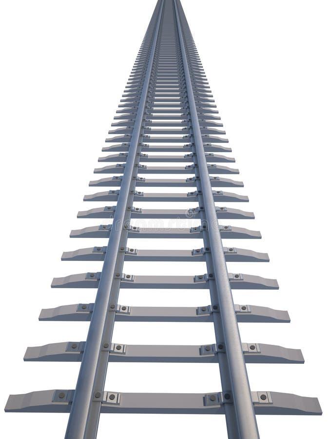 铁路运输 向量例证