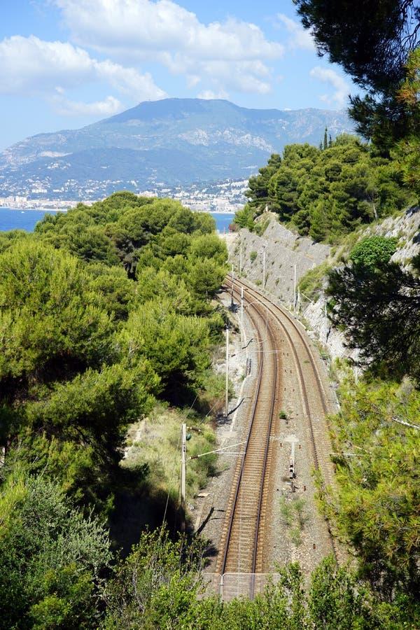 Download 铁路 库存图片. 图片 包括有 地中海, 石头, 里维拉, 夏天, 法国, 沙子, 意大利, 挂接, 海运 - 59112833