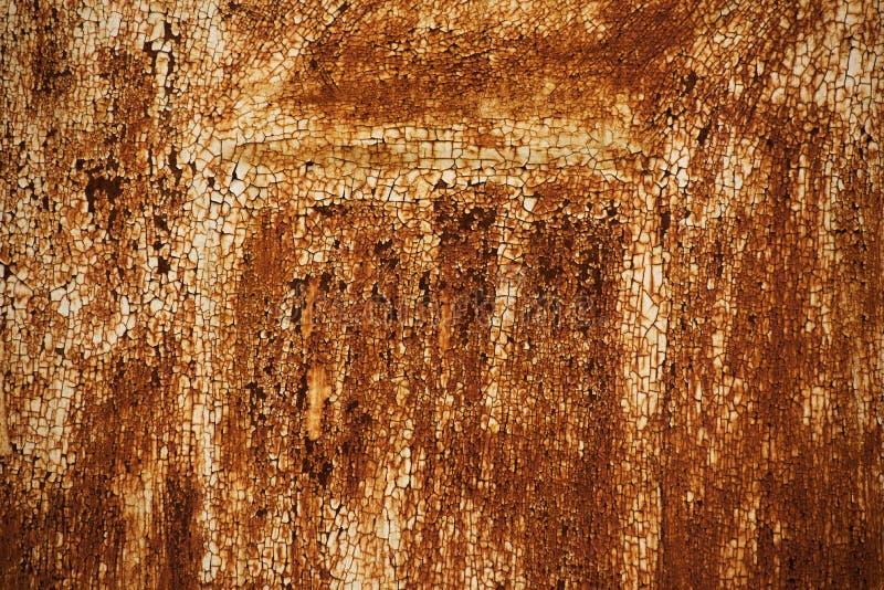 铁锈无缝的纹理 免版税库存图片