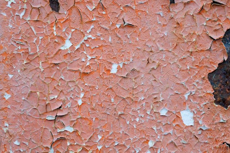 铁锈金属难看的东西纹理背景困厄的墙纸 免版税库存图片