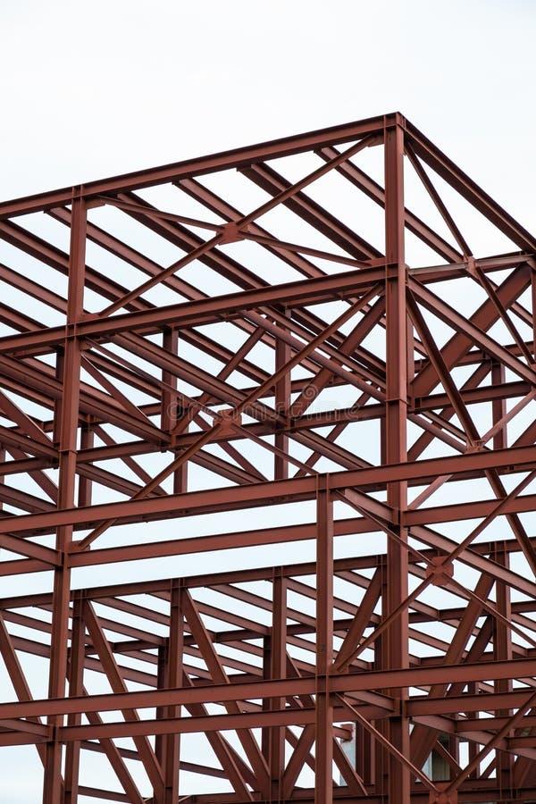 铁结构 免版税库存图片