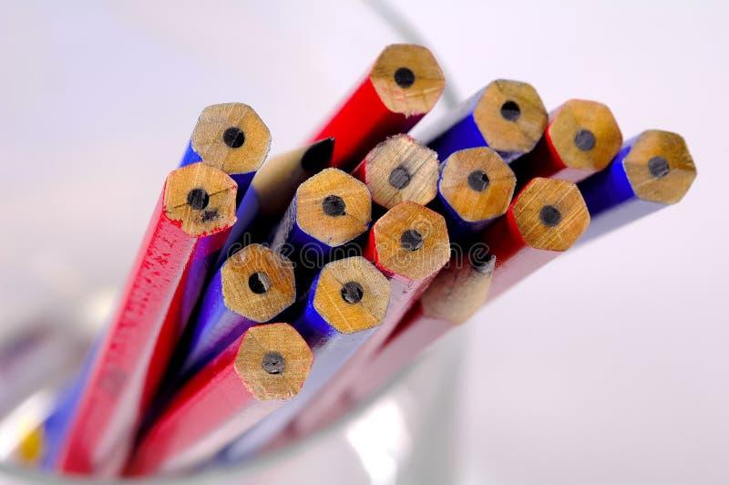 Download 铅笔 库存图片. 图片 包括有 选件类, 学校, 等级, 测试, 杯子, 服务台, 线索, 削尖, 教室, 铅笔 - 182285