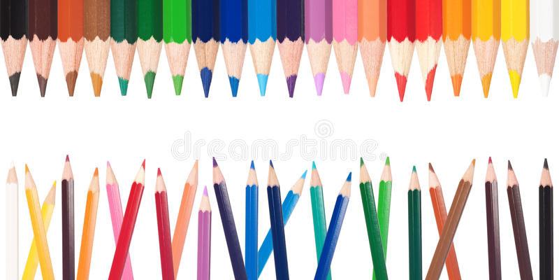 Download 绘画铅笔 库存图片. 图片 包括有 孤立, 圈子, 乐趣, 五颜六色, 调色板, brighting, 办公室 - 62538365