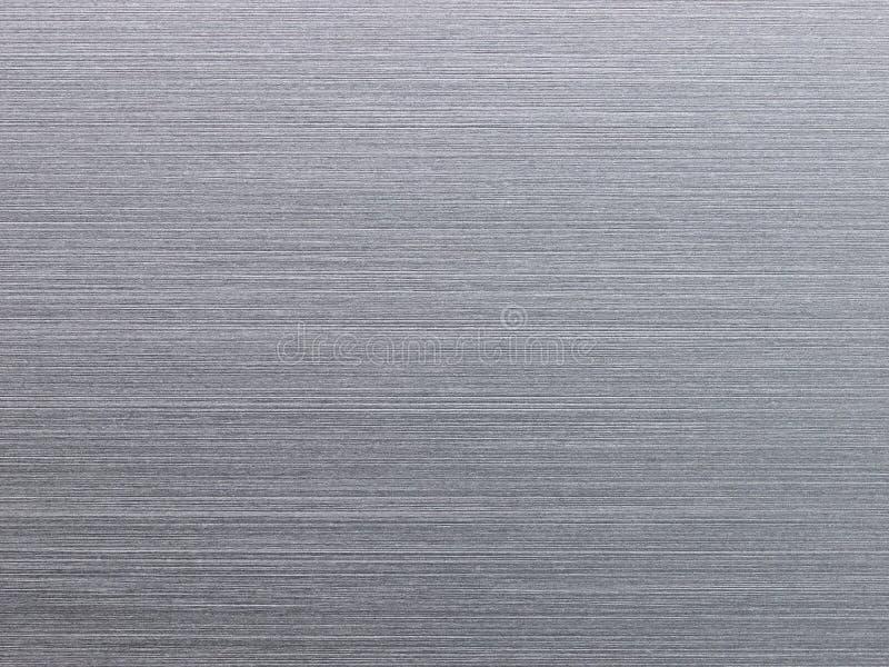 铝掠过的实际纹理 库存图片