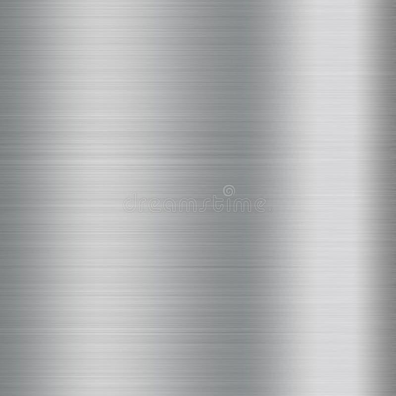 铝纹理  库存图片