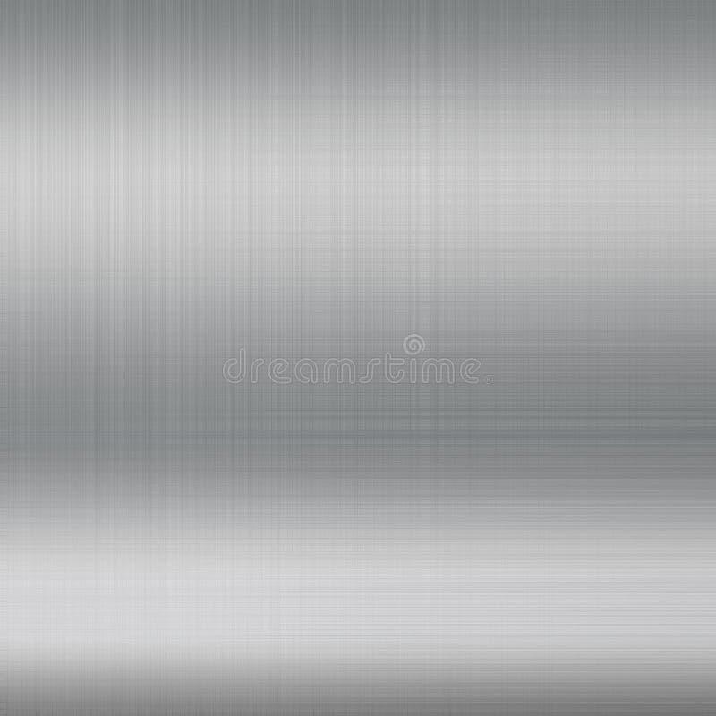 铝纹理  免版税库存图片