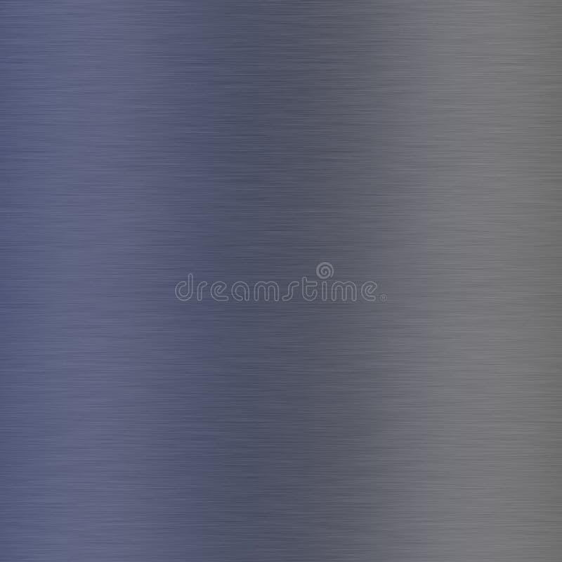 铝蓝色掠过了 向量例证