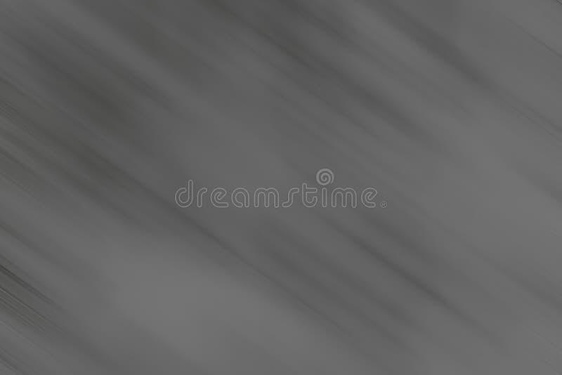 银和黑背景是浅灰色的与轻的梯度是对角线的白色 库存例证