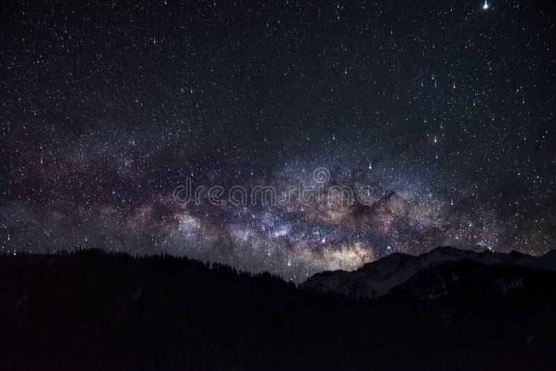 银河星系 库存图片