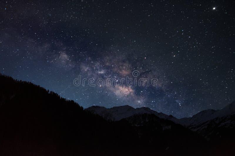 银河星系 免版税图库摄影
