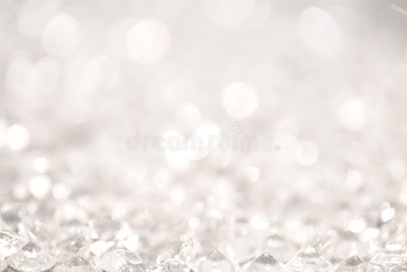 银色光 库存照片