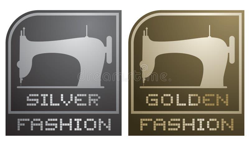 Download 银色和金黄时尚 向量例证. 插画 包括有 方式, 脚蹬, 贴纸, 金黄, 设备, 线程数, 阴云密布, 开发 - 30338073