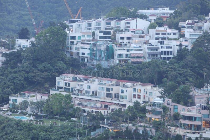 Download 银色子线的, Sai Kung豪华房子 编辑类库存照片 - 图片: 101459588