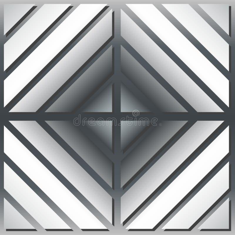 Download 银色正方形 向量例证. 插画 包括有 背包, 无限, 范例, 菱形, 打印, 正常, 模式, 不尽, 线路 - 72366777