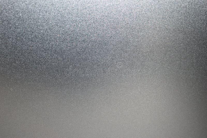 银色背景闪烁纹理闪闪发光梯度箔摘要 免版税图库摄影