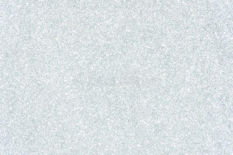 银色闪烁纹理摘要背景 库存照片