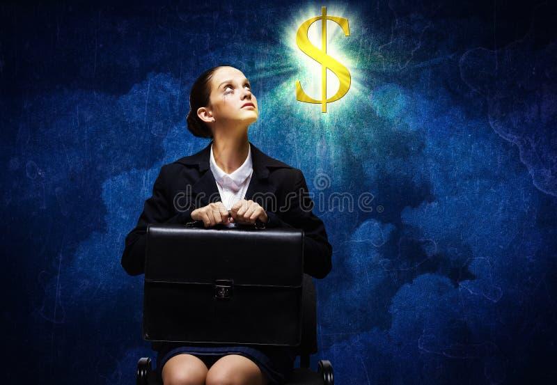 银行业务概念保证金百分比符号 库存照片