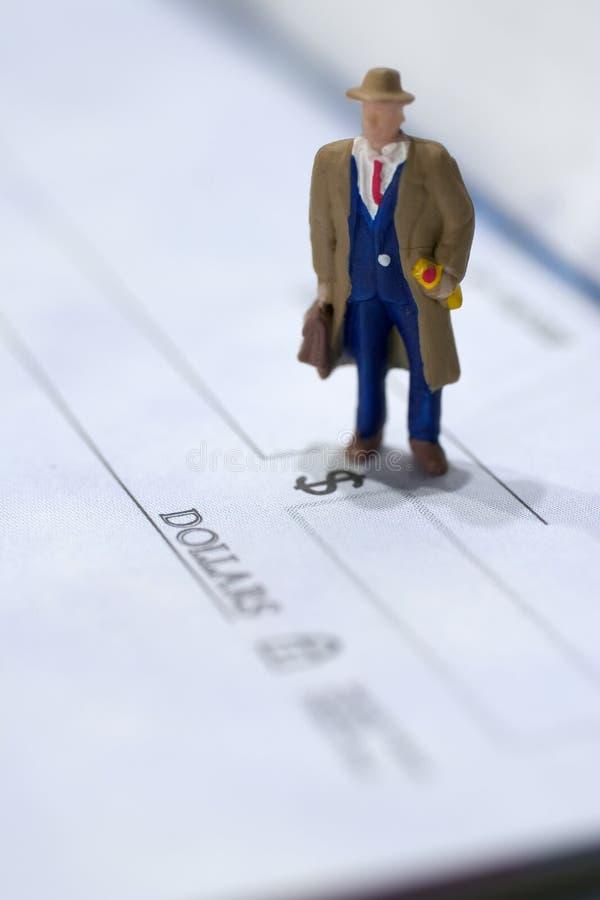 银行业务 图库摄影