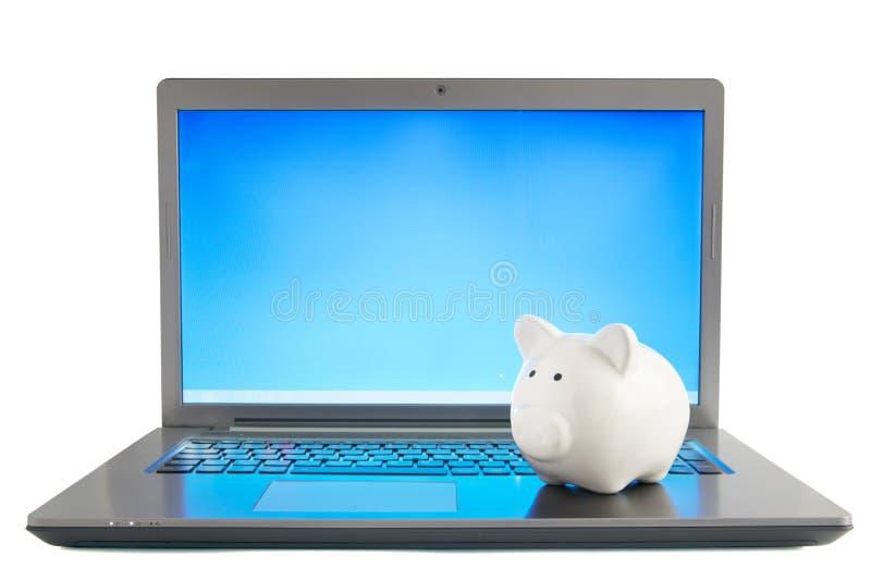 银行信用卡概念赊帐地球互联网映射付款世界 图库摄影