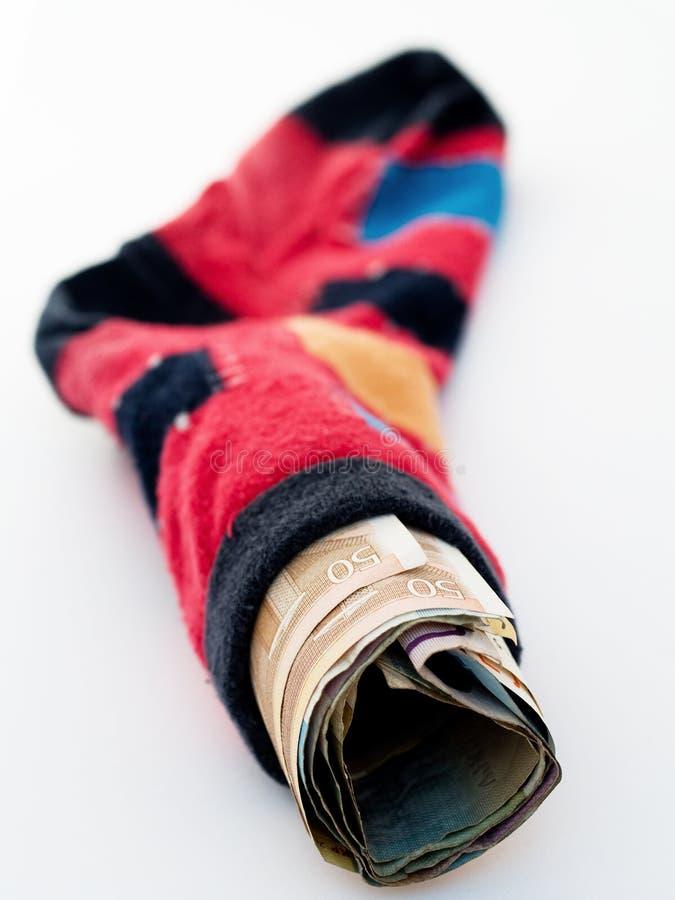 银行家 免版税库存图片