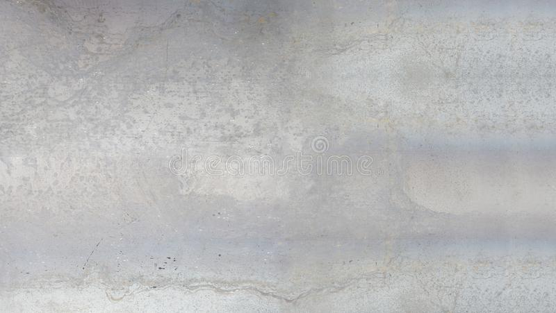 银被塑造的不锈钢表面背景 库存例证