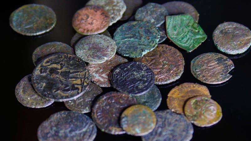 铸造罗马 库存图片