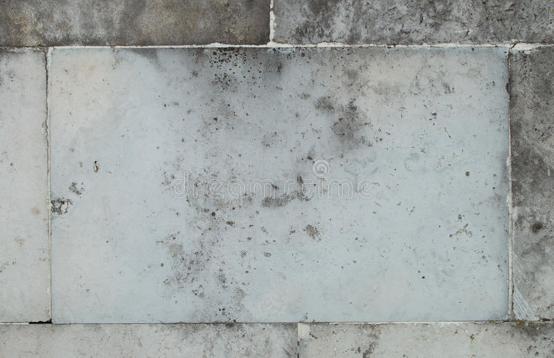 铺磁砖的墙壁 免版税库存照片
