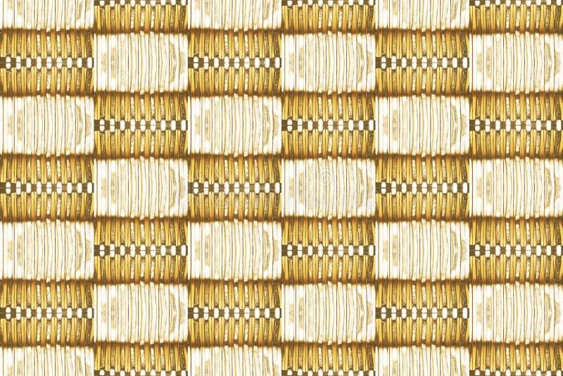 铺磁砖的抽象背景模式 库存图片