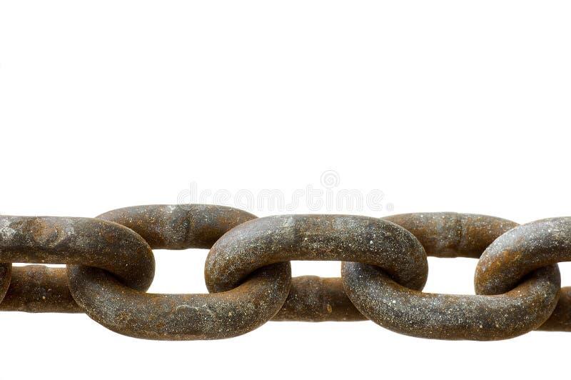 链子 免版税库存照片