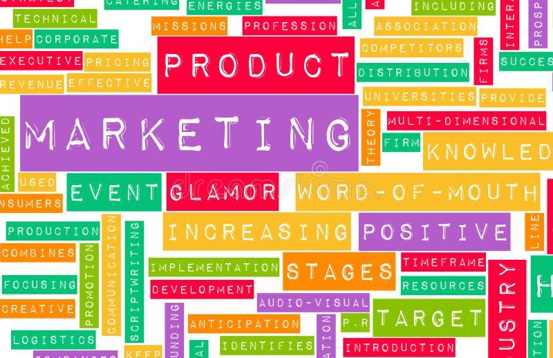 销售计划 向量例证