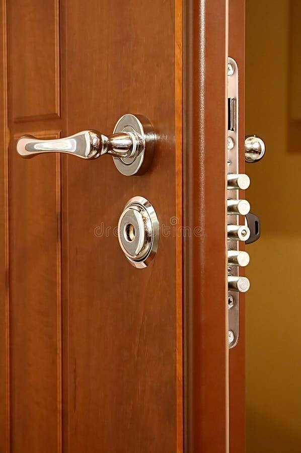 锁定现代安全 库存图片
