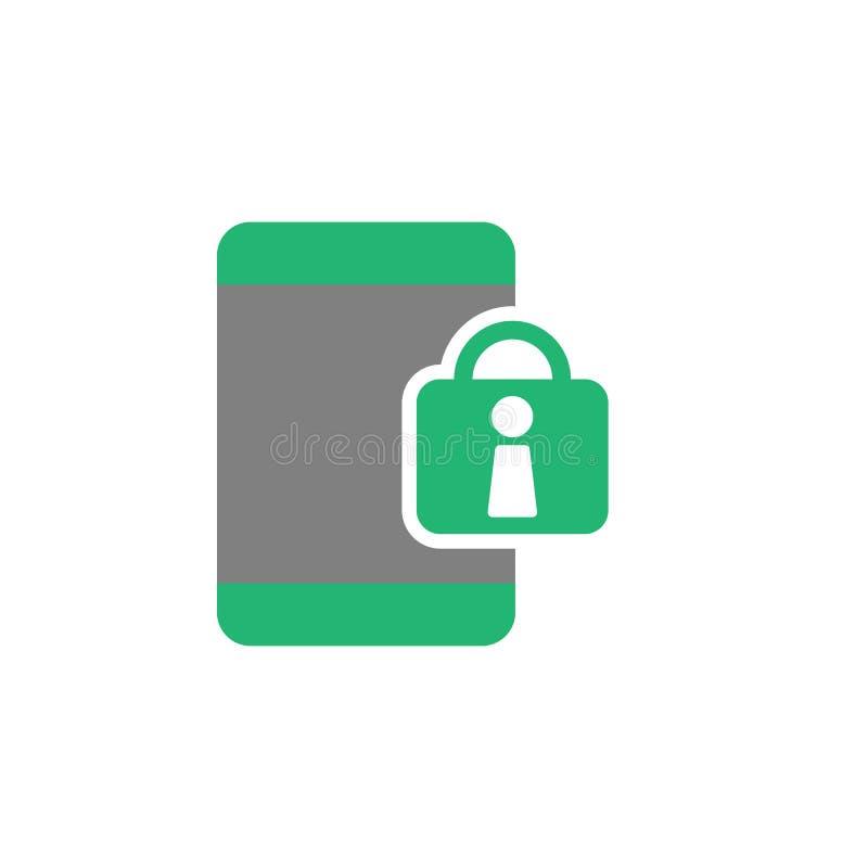 锁,流动象 网络和安全象的元素流动概念和网应用程序的 详述的锁,流动象可以使用为 皇族释放例证