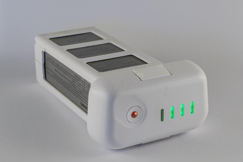 锂离子电池 免版税库存图片