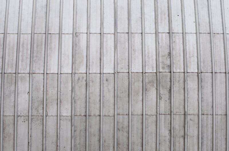 锌屋顶 库存照片