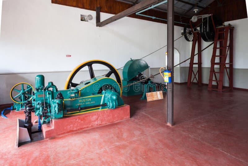 锡兰茶博物馆,康提 免版税库存图片
