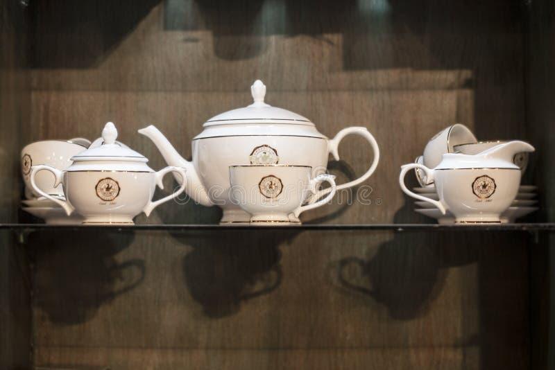 锡兰茶博物馆 免版税库存照片