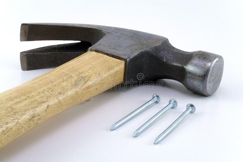 锤子 图库摄影