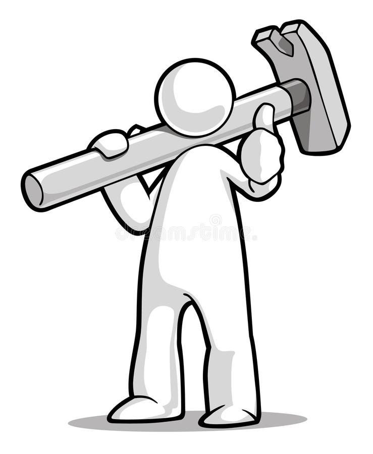 锤子 免版税图库摄影