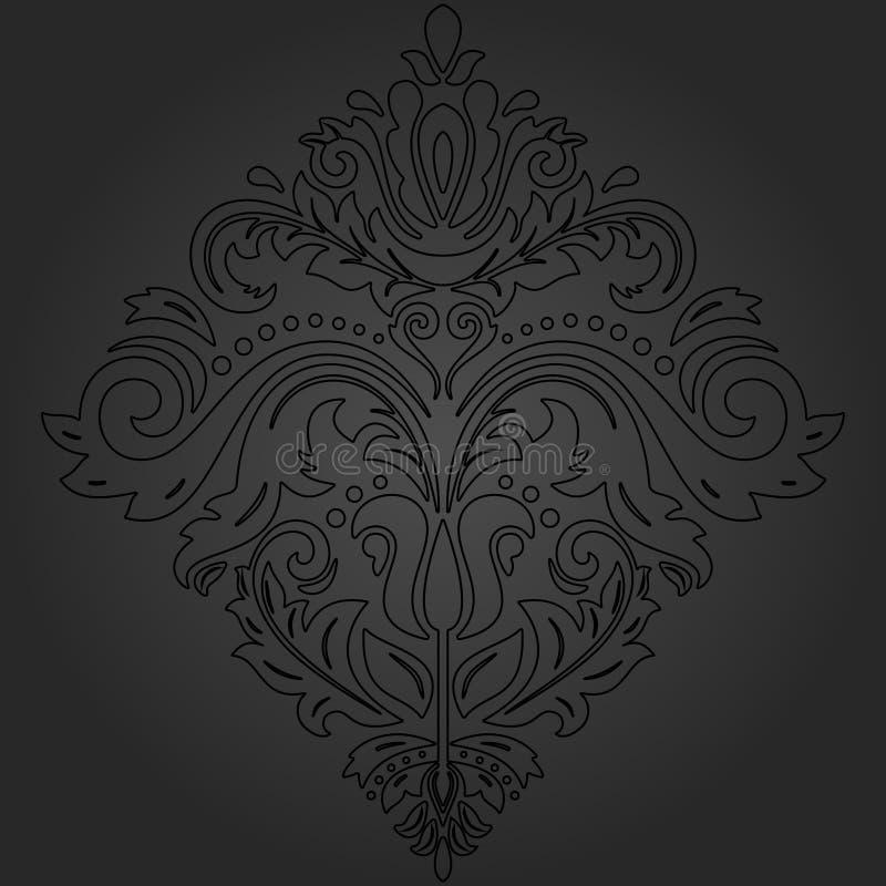 Download 锦缎传染媒介东方人样式 向量例证. 插画 包括有 花卉, 锦缎, 玫瑰华饰, 坛场, 穆斯林, 东方, 模式 - 62532977