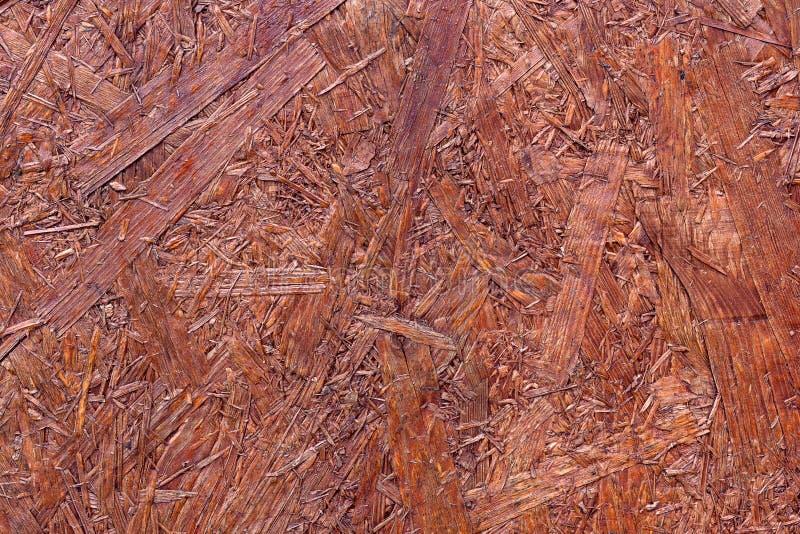 锯木屑墙壁 免版税库存照片