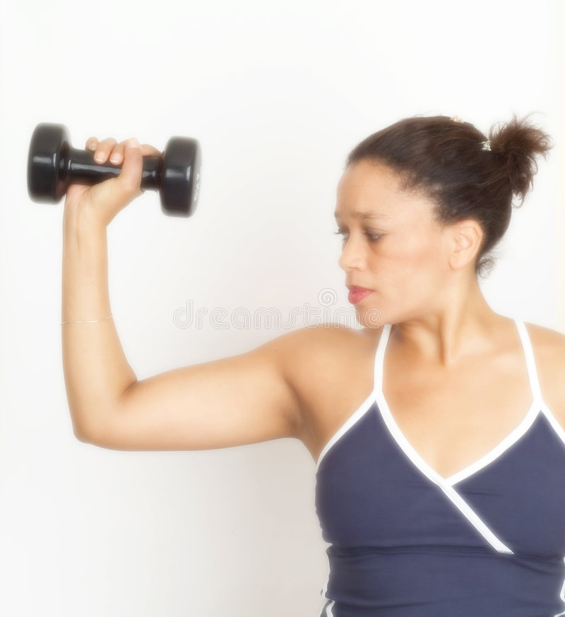 锻炼 免版税库存图片