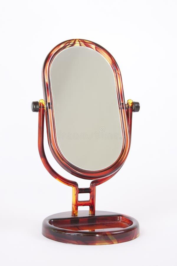 镜子刮 图库摄影