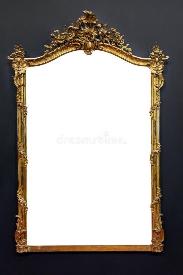 镜子框架 库存图片