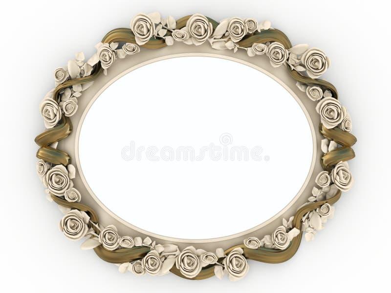 镜子 库存图片