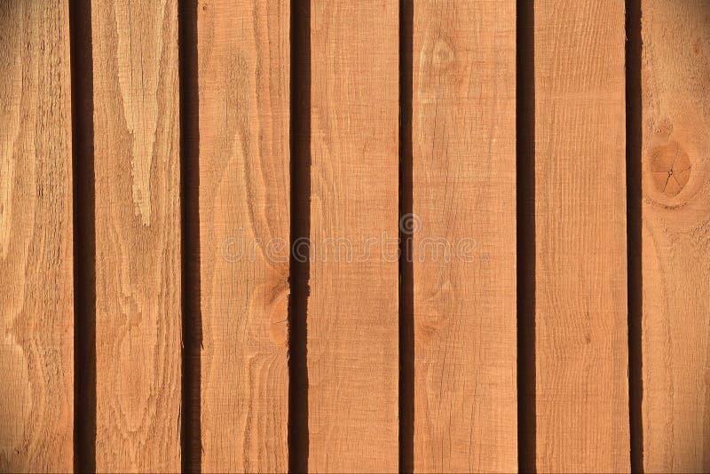 镶板木头 免版税图库摄影