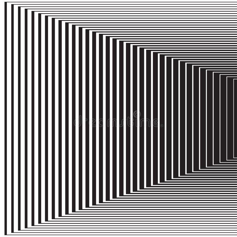 镶边的半音样式背景 传染媒介排行减速火箭的纹理 皇族释放例证