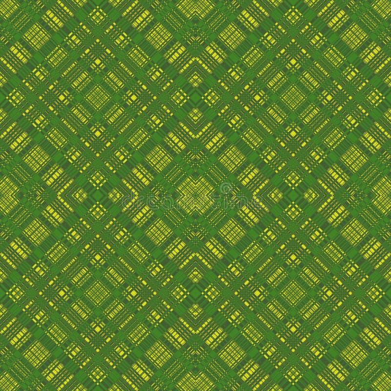 镶边背景,方形的格子呢,无缝长方形的样式,格子花呢披肩苏格兰人 库存照片