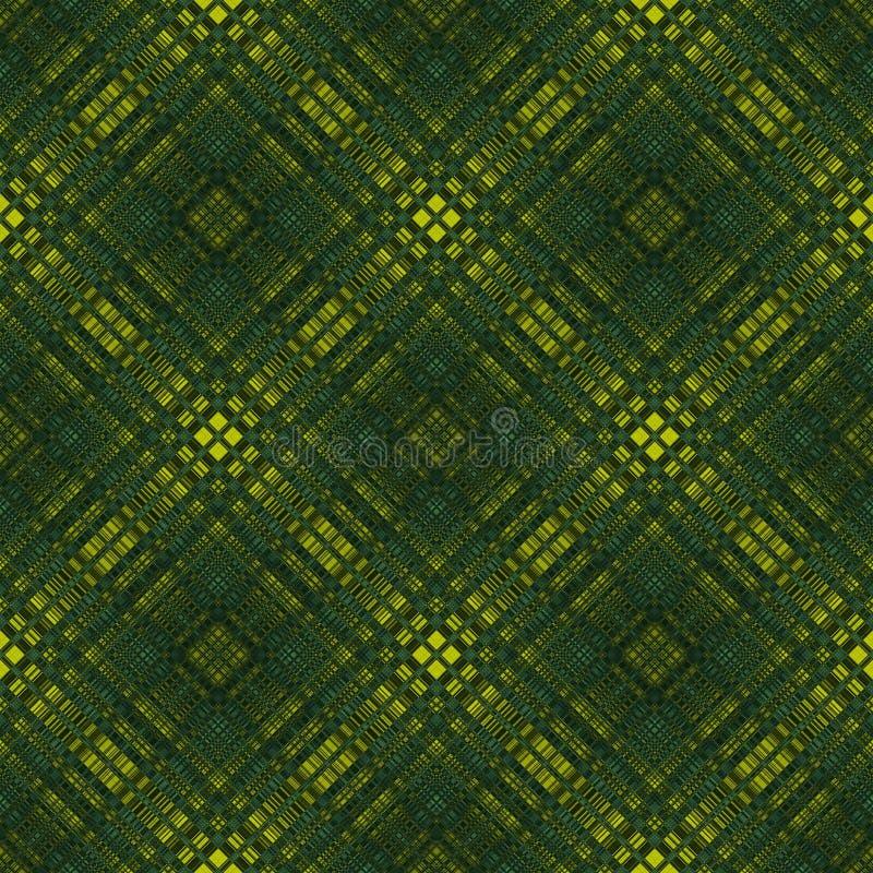 镶边背景,方形的格子呢,无缝长方形的样式,纹理凯尔特语 免版税图库摄影