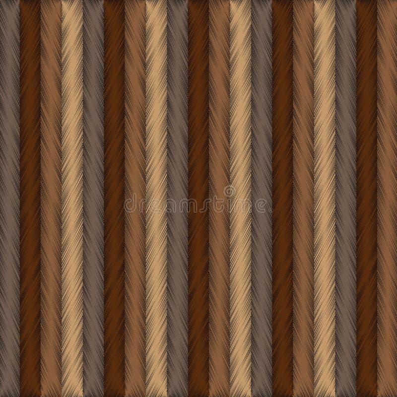 镶边难看的东西挂毯样式织地不很细3d样式 向量例证